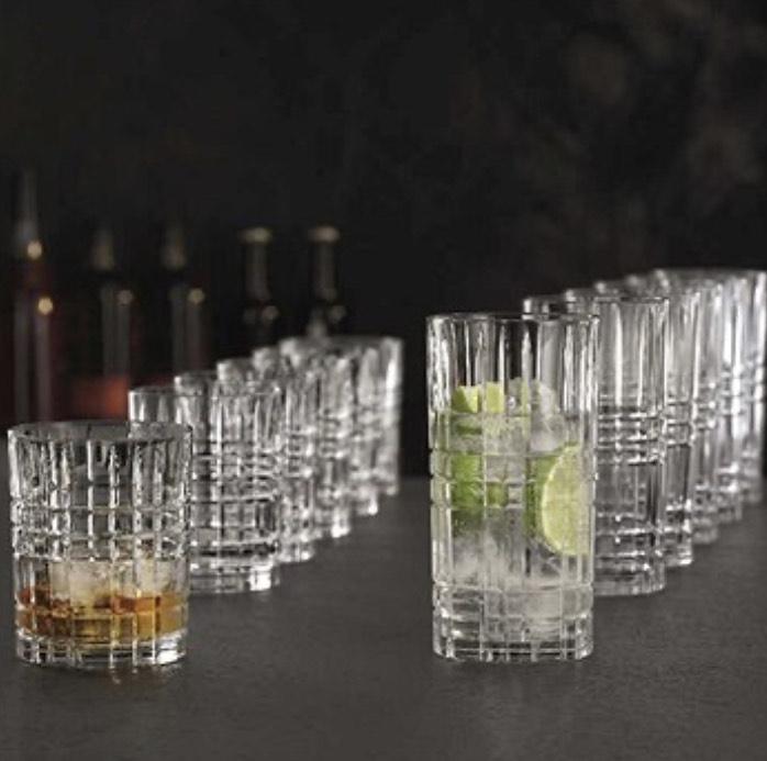 [Zurbrüggen] Nachtmann Becherset Highland 12-tlg. Gläser