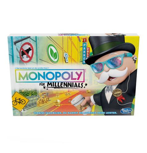 Hasbro Monopoly für Millennials