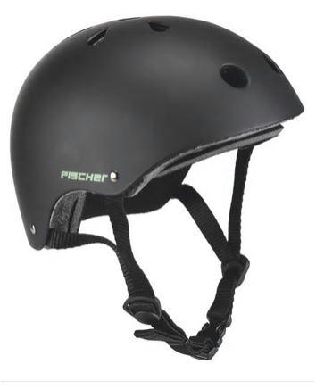 Fischer BMX Fahrrad Helm / Skater Helm für 4,99 Euro [Zimmermann]