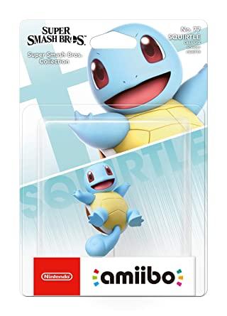 Nintendo amiibo (Super Smash Bros. Collection) Schiggy für 8,23€ (Amazon Prime)