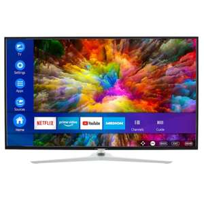 MEDION X15532 Smart TV, 138,8 cm (55' Zoll) Ultra HD, Bluetooth,Amazon, Netflix