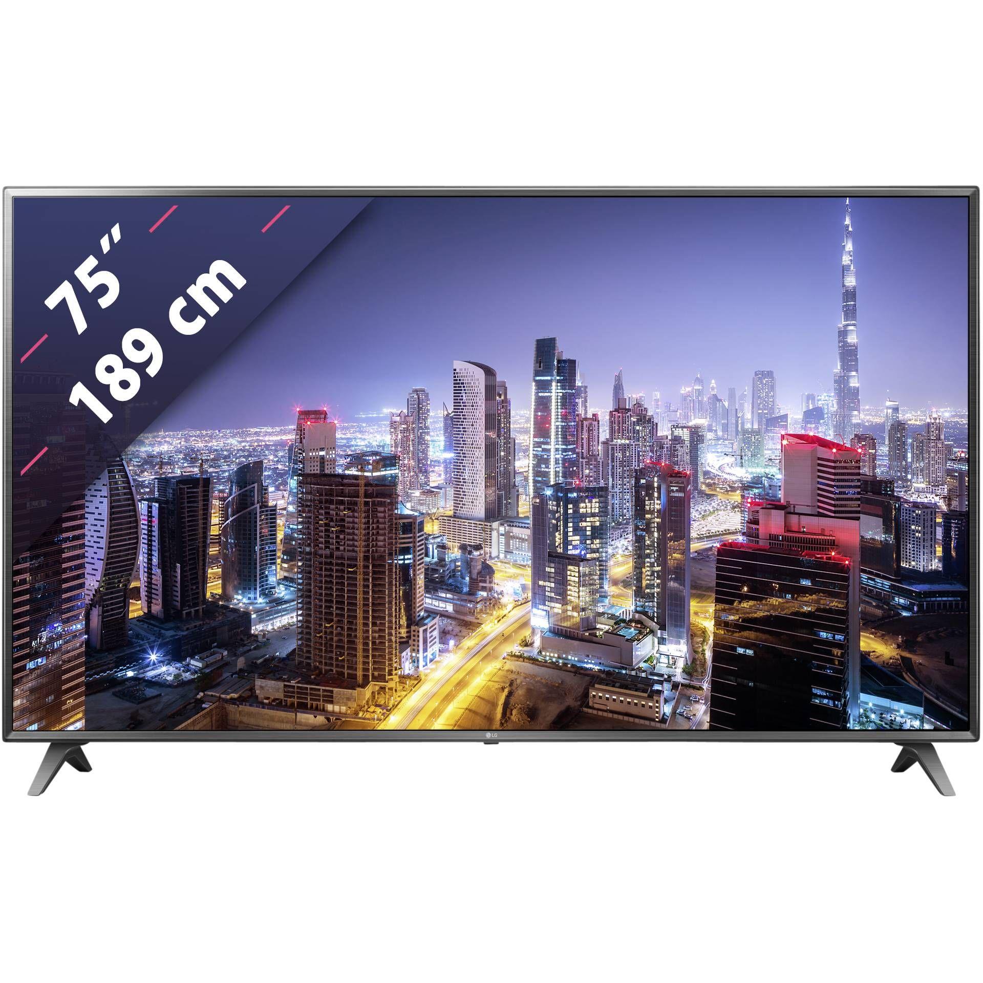 LG 75UM7050PLF - 75 Zoll Fernseher bei MediMax