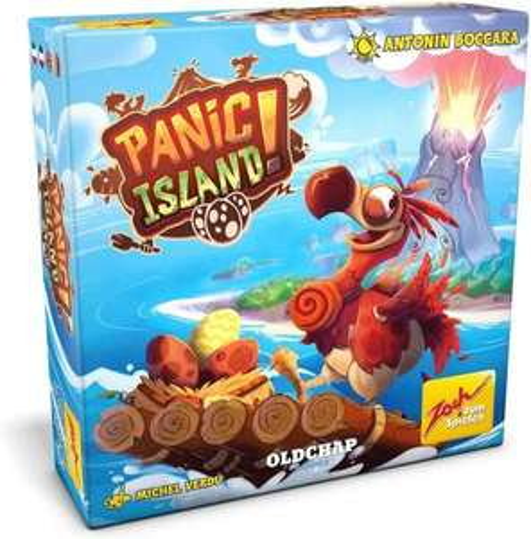 Panic Island (Memoryspiel, ab 8 Jahren) [Thalia Classic]