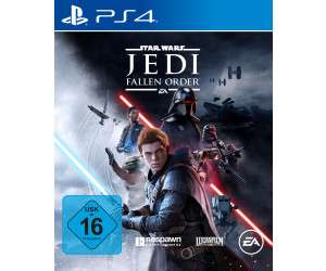[Amazon Prime] Star Wars Jedi: Fallen Order Standard (PS4) 24.99€