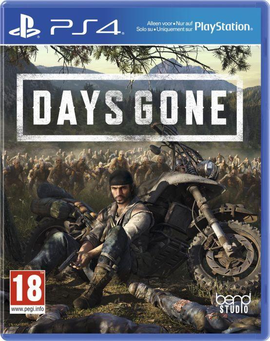 Days Gone Standard Edition PS4 für 20 Euro bei Saturn + MM