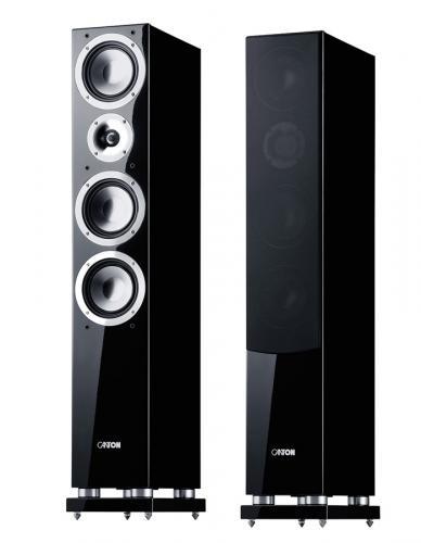 Canton Chrono SL 580.2 DC (schwarz) ~ Stückpreis 498,95€ (inklusive VSK)