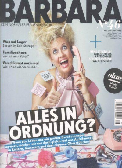 """Barbara Abo (10 Ausgaben) für 40,83 € mit 35 € Überweisung (Kein Werber nötig) Gutschein-Code """"2monate"""""""