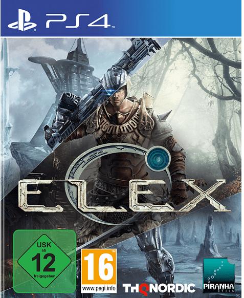 Elex (PS4) (Mediamarkt & Saturn Abholung)