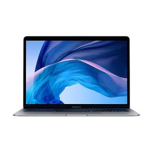 "Apple MacBook Air MWTJ2D/A (13.3"", IPS, 2560x1600, i3-1000NG4, 8GB RAM, 256GB PCIe SSD, 2x TB3, 49.9Wh, Tastaturbel., Alugehäuse, 1.29kg)"
