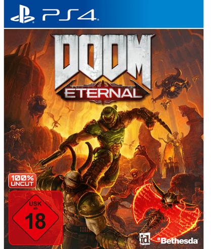 Doom Eternal (PS4 & Xbox One) für 39,99€ (Media Markt & Saturn Abholung)