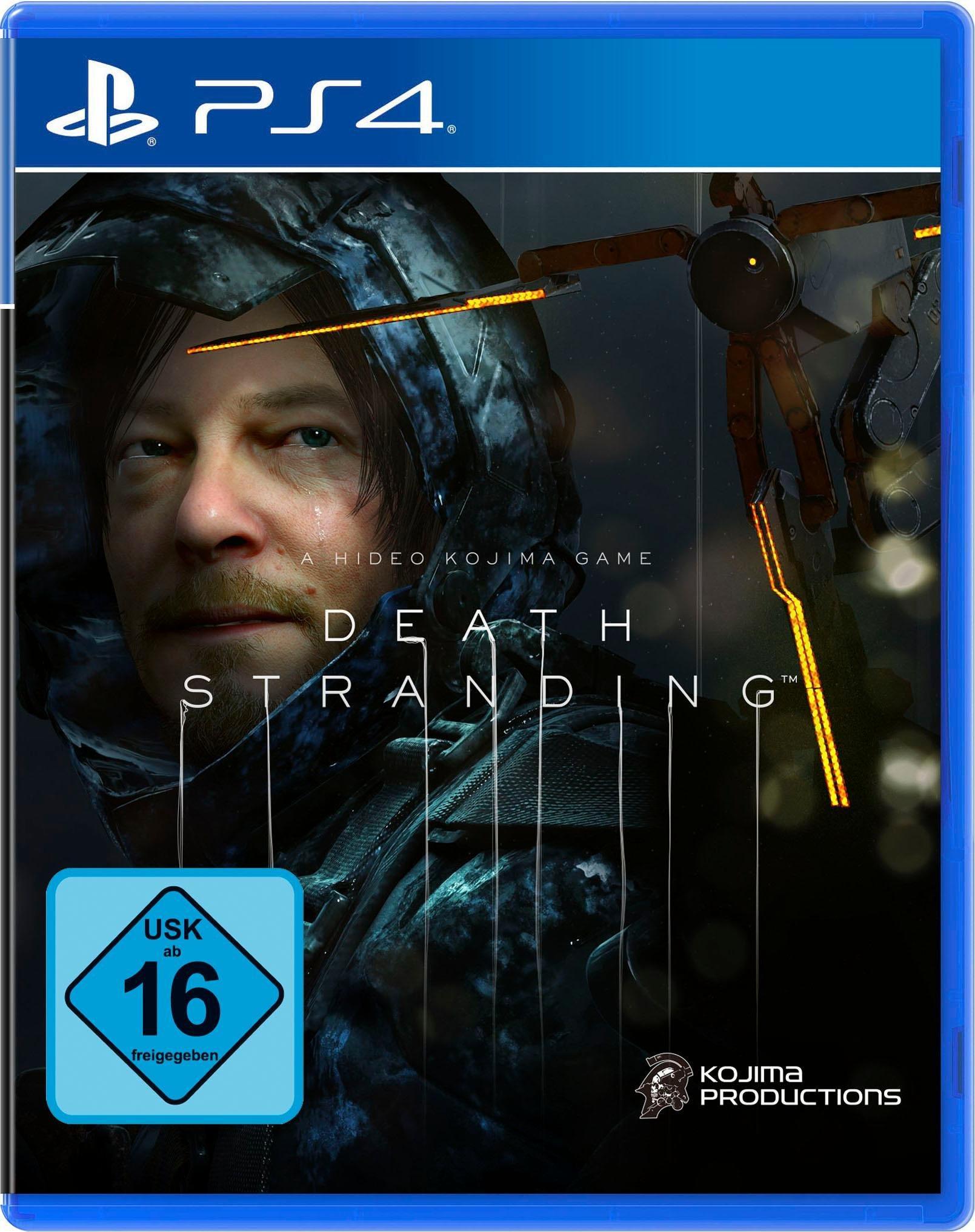 Death Stranding PS4 20€ [Keine VSK für Neukunden]