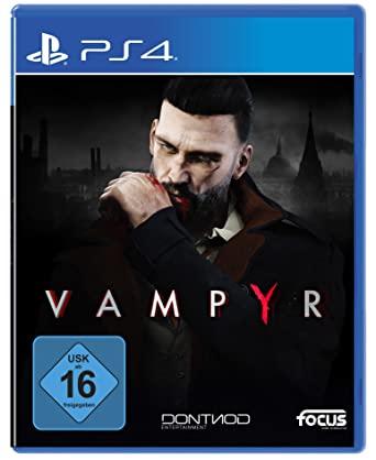 Vampyr (PS4) für 14,99€ (Amazon Prime & Saturn & Media Markt Abholung)