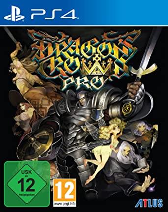 Dragon's Crown Pro - Battle Hardened Edition inkl. 7 Fertigkeitskarten & Steelbook (PS4) für 14,99€ (Amazon Prime & Saturn & Media Markt)