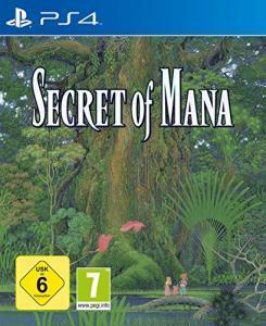 Secret of Mana (PS4) für 14,99€ (Müller Abholung)