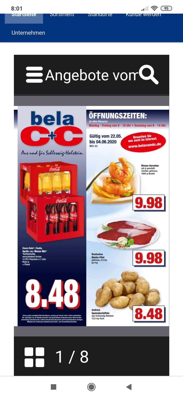 (Lokal) Deutsches Rinderfilet...10,67€!!