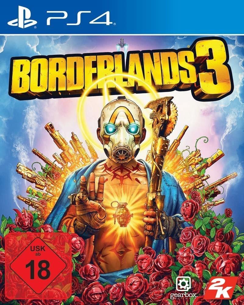 Borderlands 3 [PS4] (Filialabholung Saturn & MediaMarkt)