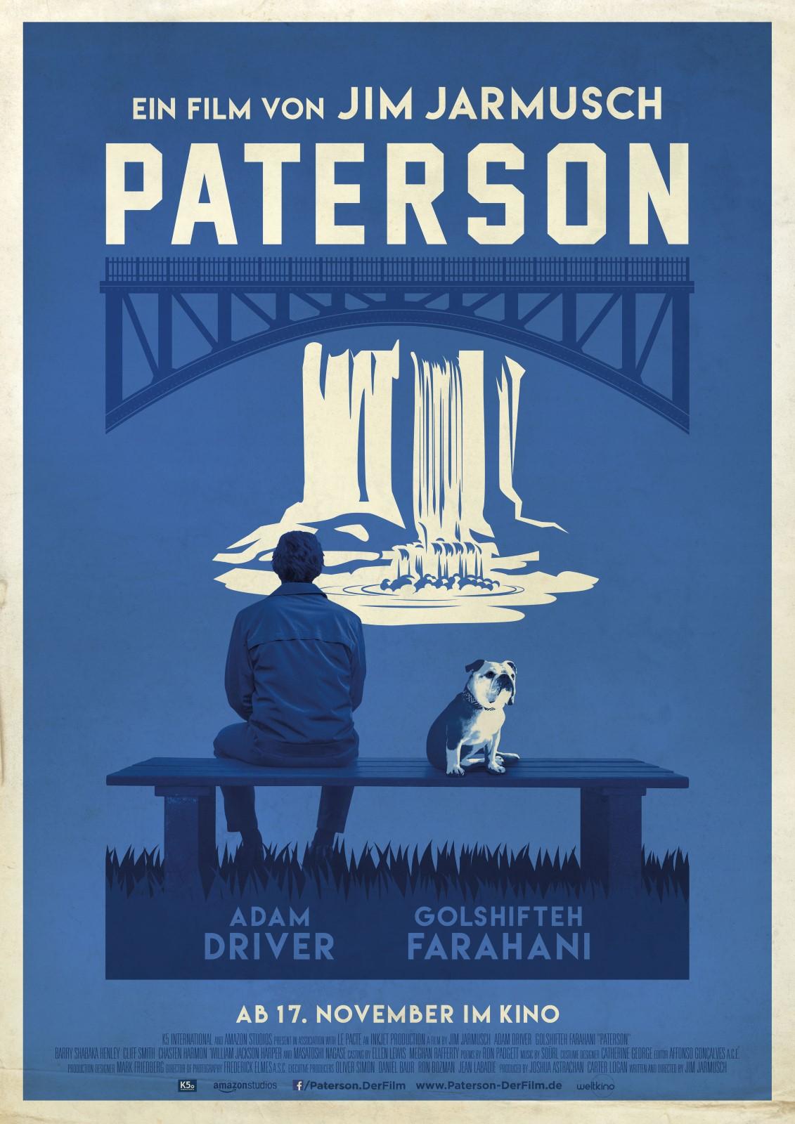 Paterson von Jim Jarmusch kostenlos als Stream und Download