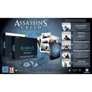 Assassin's Creed Anthology Edition (PS3 & XBox 360) für 99,95€