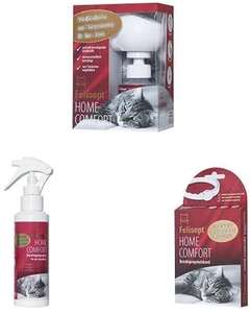 Amazon Prime: Felisept Home Comfort Set ( Diffuser+Flacon, Spray, Halsband)