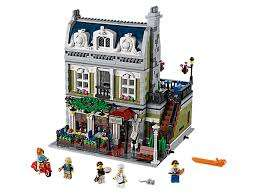 LEGO Creator 10243 Pariser Restaurant (Amazon Marketplace)