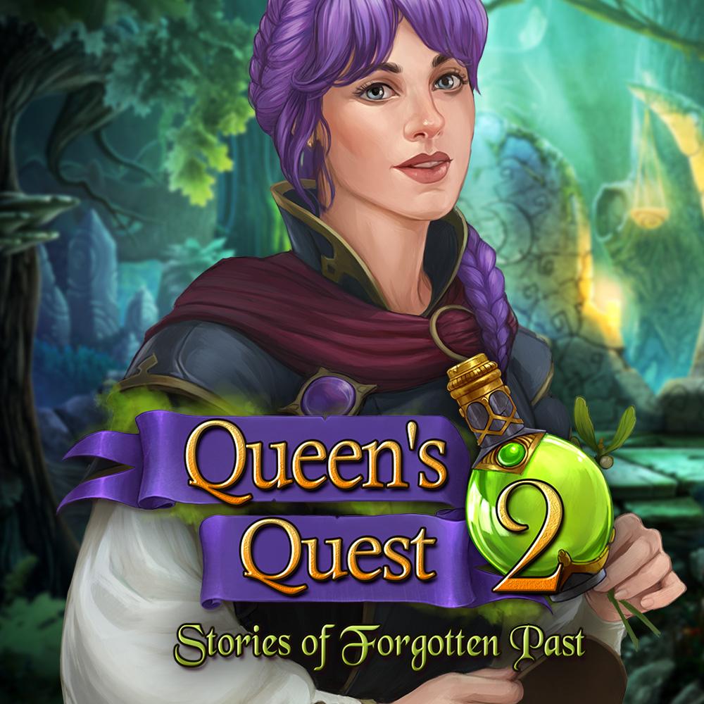 Queen's Quest 2: Stories of Forgotten Past (Switch) für 1,49€ oder für 1,03€ ZAF (eShop)