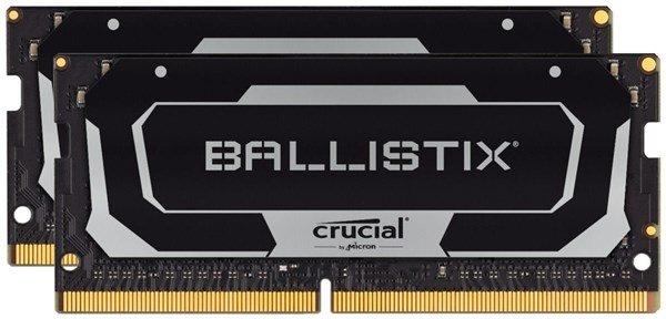 Crucial Ballistix Black 16GB DDR4 Kit SO-DIMM RAM