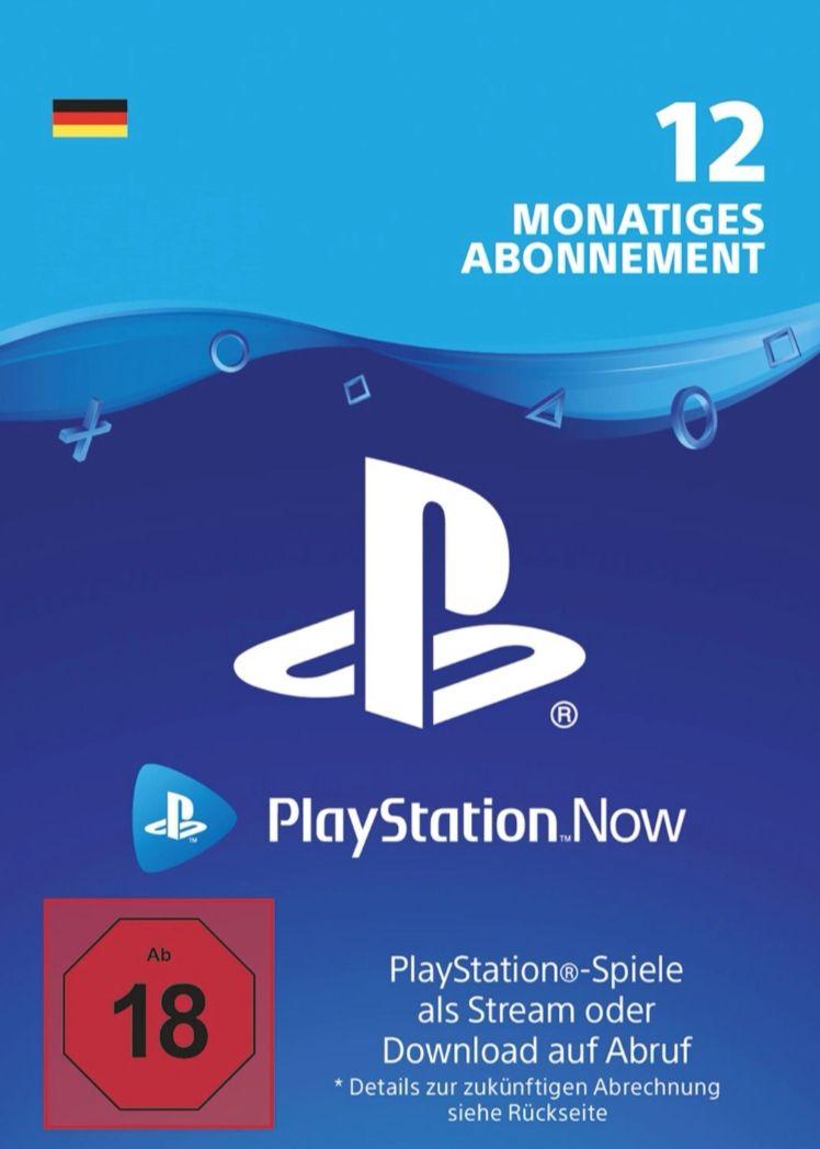 Playstation NOW für 39,89€