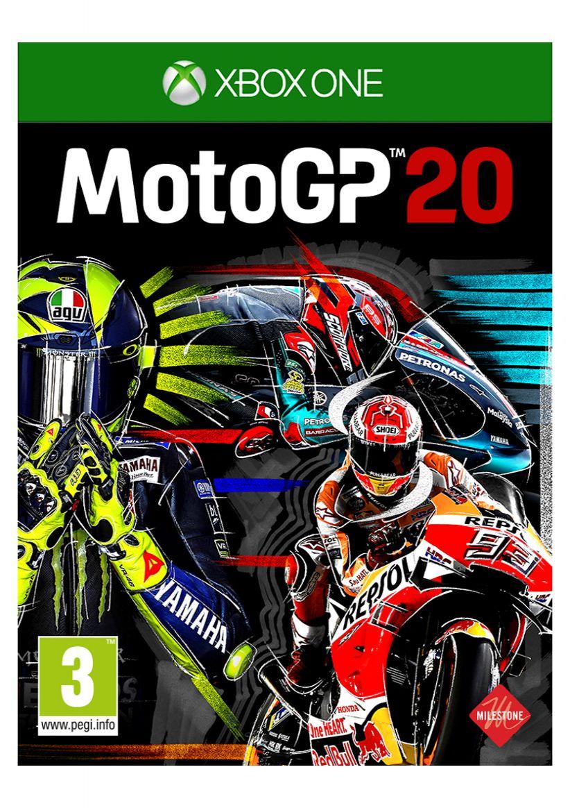 MotoGP 20 (Xbox One) für 33,95€ (SimplyGames)