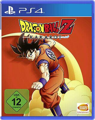 [PS4] Dragonball Z Kakarot 28,19€ [ Ebay -> Saturn ] Abholung im Markt