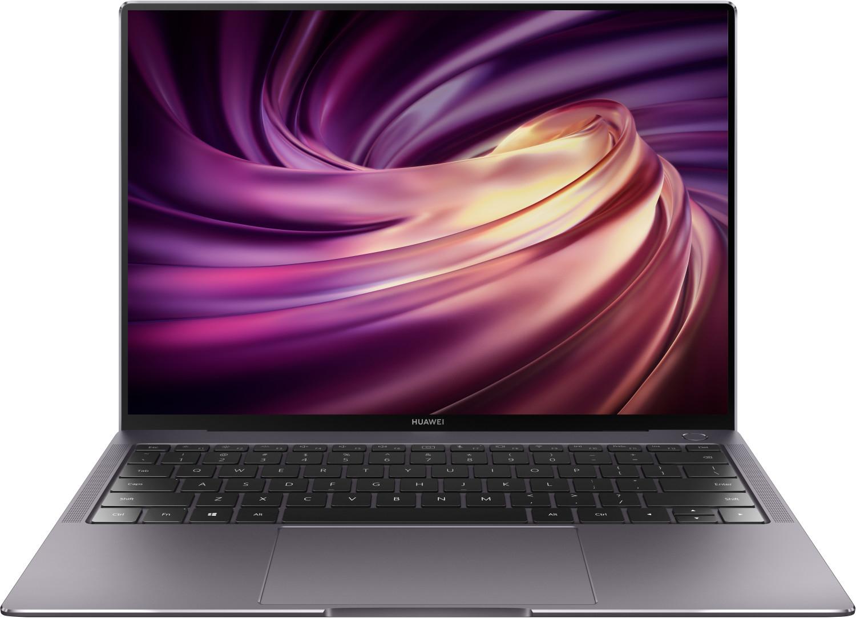 """Huawei MateBook X Pro 2019 (13.9"""", IPS, 3000x2000, 450cd/m², i7-8565U, 8GB RAM, 512GB PCIe SSD, MX250 2GB, USB-C mit DP & PD, TB3, Win10)"""