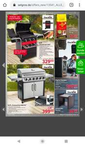 Gasgrill Grill Char-Broil Convective 640 S XL