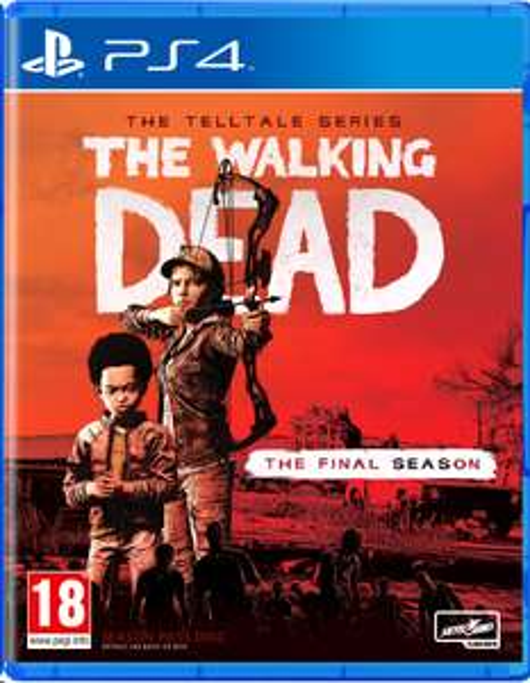 The Walking Dead: The Final Season - PlayStation 4