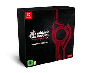 Nintendo Switch Xenoblade Chronicles: Definitive Edition Collector's Set bei Amazon Prime versandkostenfrei