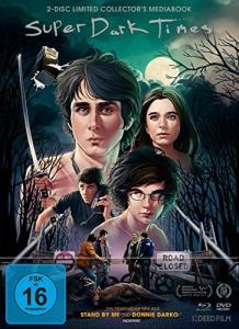 Super Dark Times - Limited Mediabook (Blu-ray + DVD) für für 8,99€ (Amazon Prime)
