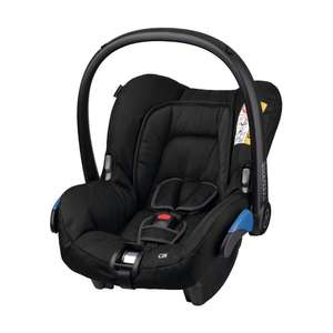 Maxi Cosi Citi Babyschale Farbe Black Raven (Amazon)
