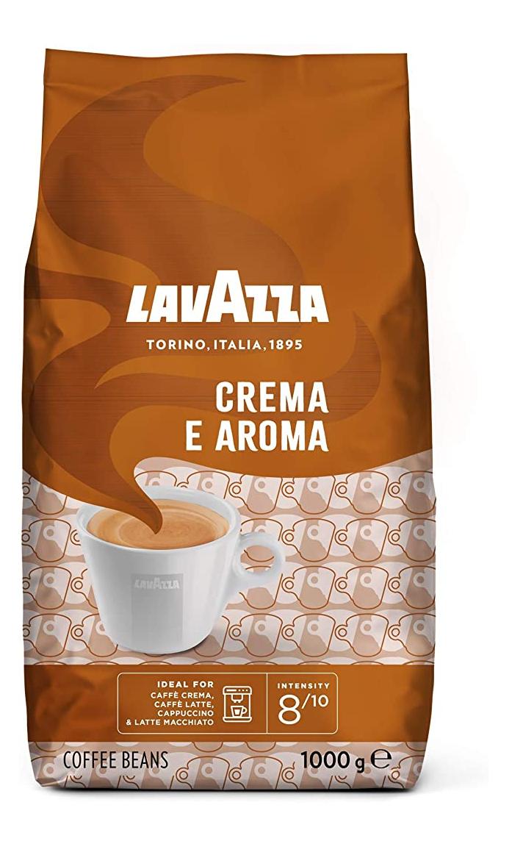 Lavazza Kaffeebohnen - Crema E Aroma - 1er Pack (1 x 1 kg) Prime leider nicht für alle nutzbar