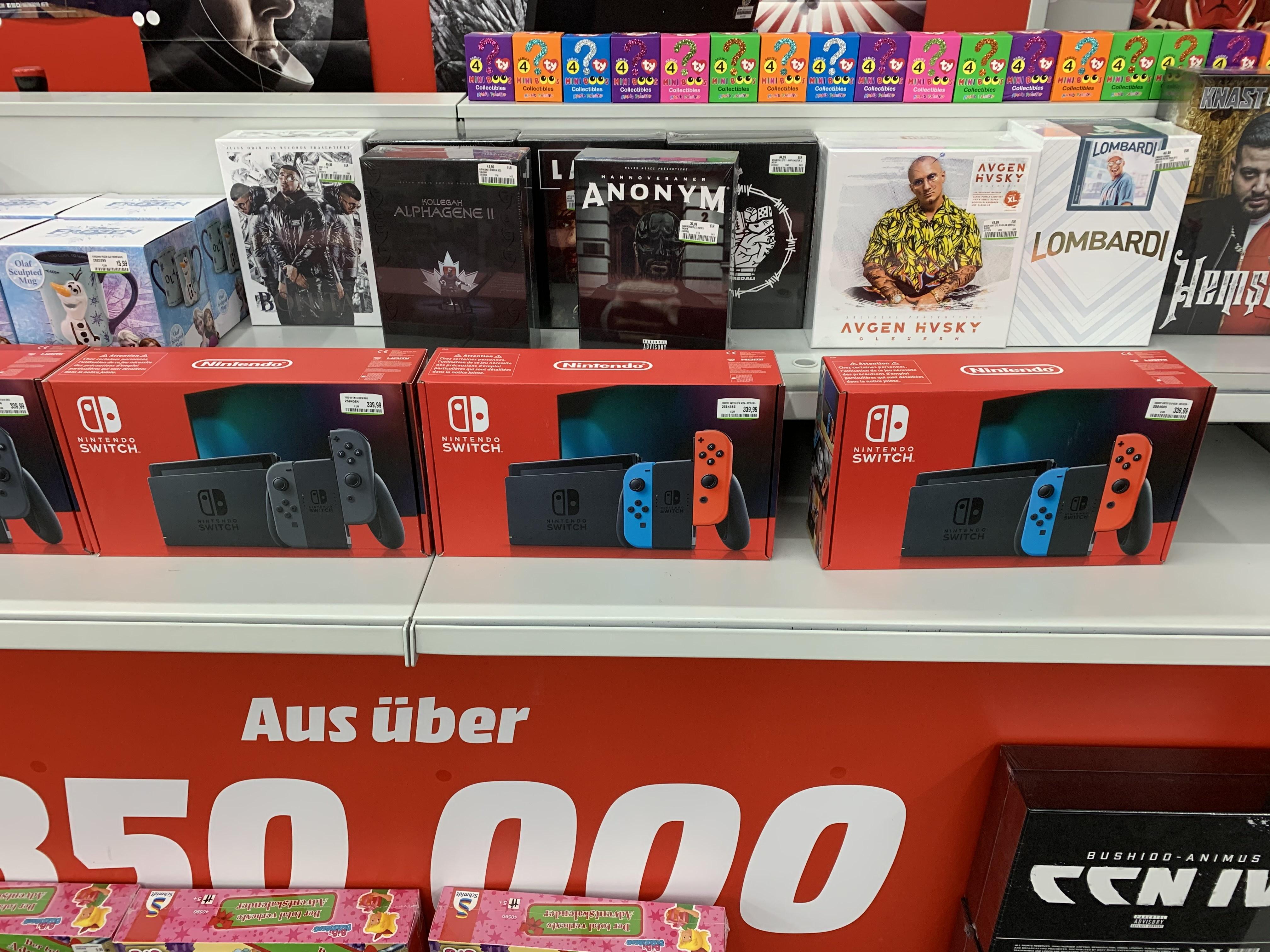 Nintendo Switch Lokal ( Dietzenbach)