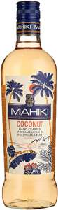 [Amazon Prime] MAHIKI Coconut Hand Crafted with Jamaican AND Polynesian Rum Likör