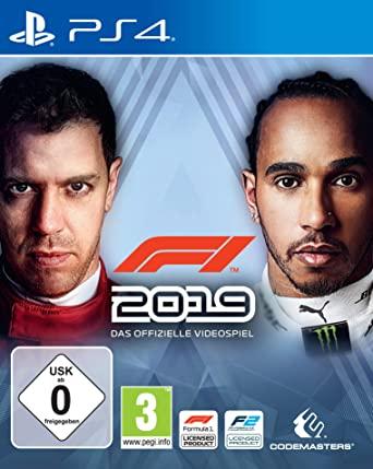 [Prime | Media Markt & Saturn Abholung] F1 2019 (PS4) für 24,99€