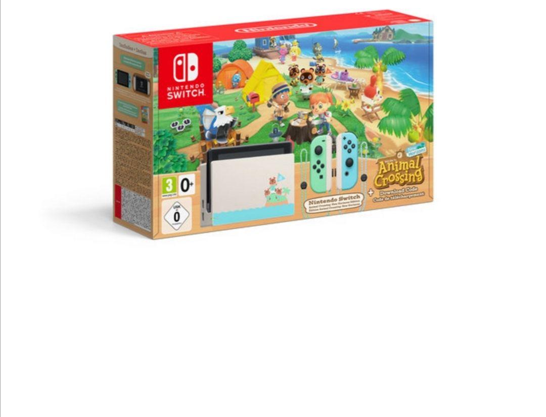 [Müller] Nintendo Switch Animal Crossing Edition für 379€