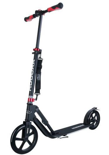 Hudora Scooter Big Wheel Style 230, schwarz/rot