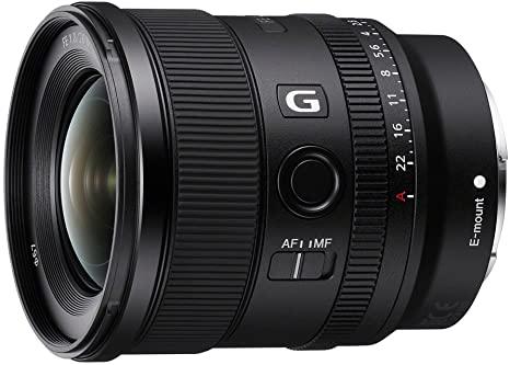 das neue Sony G Objektiv 20mm 1.8 für einen super Preis