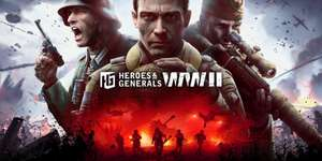 Heroes & Generals Starter Pack Key Giveaway