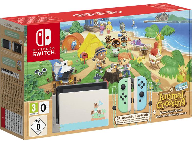 Nintendo Switch New Horizons Edition - nur Abholung in einzelnen Filialen