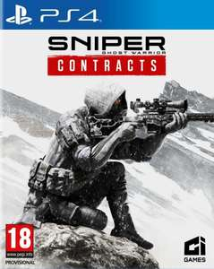 Sniper Ghost Warrior Contracts (PS4) für 18,92€ (Amazon FR)