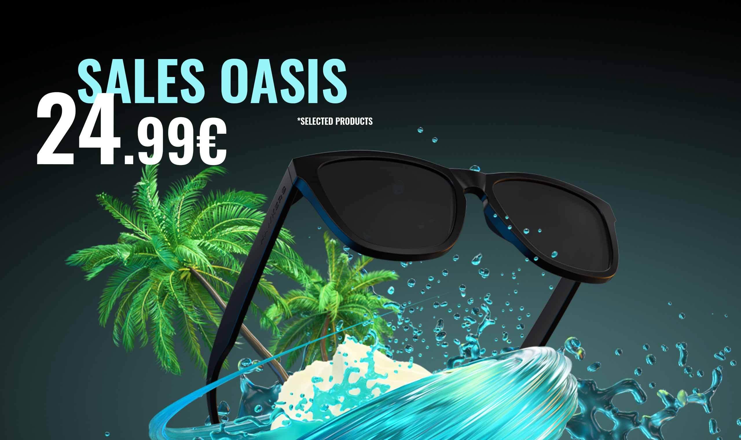 Hawkers Sonnenbrillen Sale, ua. auch Sportbrillen