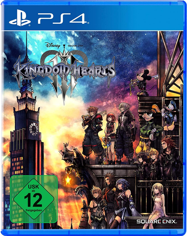 Kingdom Hearts 3 PS4 8,99€ (Amazon Prime)