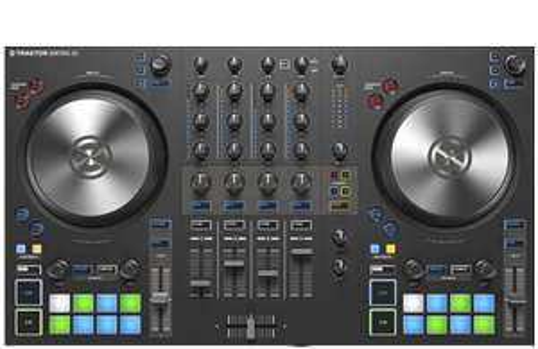 TRAKTOR S3 - 4 Channel DJ Controller