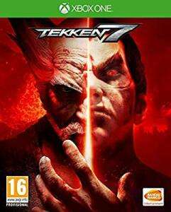 Tekken 7 (Xbox One) für 9,50€ (Amazon UK)