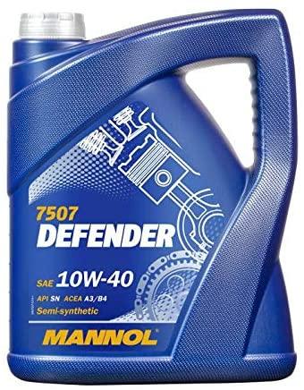 (PRIME) MANNOL Defender Motoröl 10W-40 5L